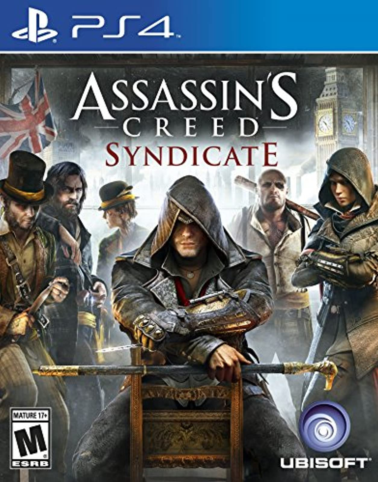 Assassin's Creed: Syndicate Standard Edition For PlayStation 4 PS4