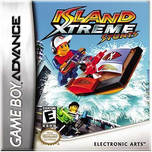 Island Extreme Stunts For GBA Gameboy Advance