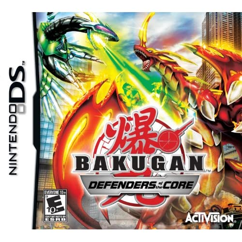 Bakugan Battle Brawlers: Defenders Of The Core For Nintendo DS DSi 3DS 2DS