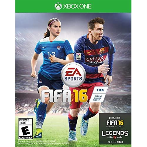 FIFA 16 Standard Edition For Xbox One Soccer