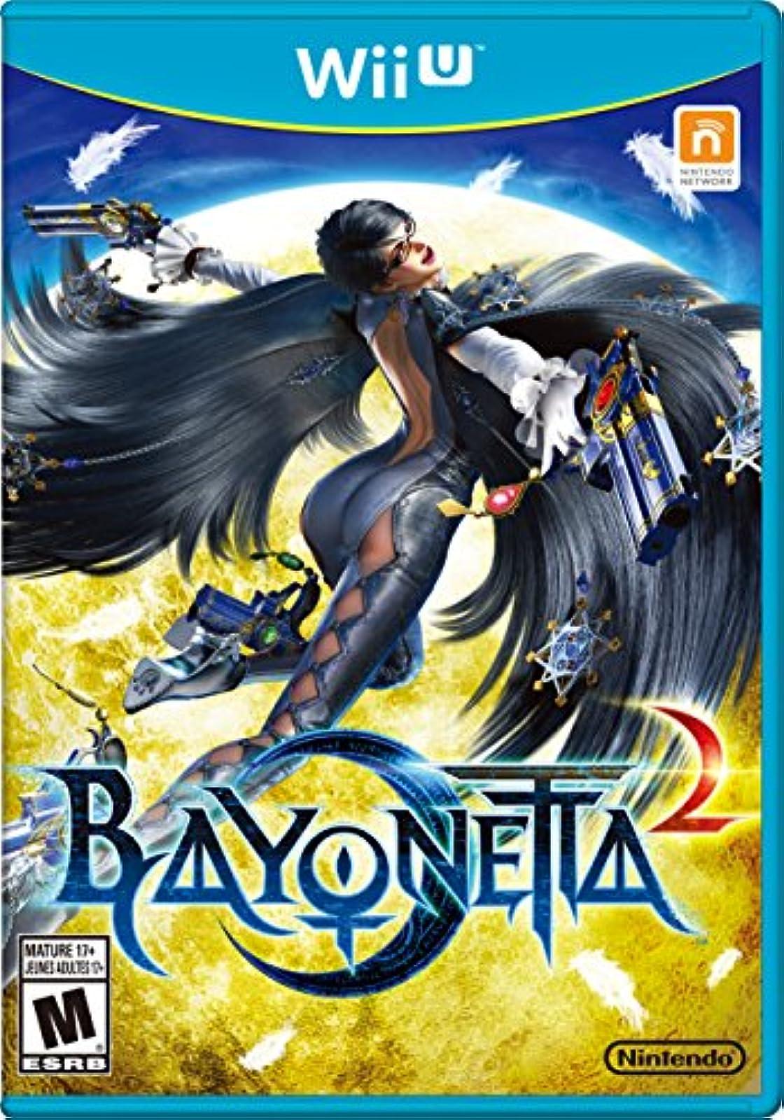 Bayonetta 2 Single Disc For Wii U