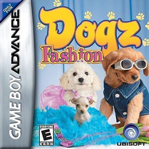 Dogz Fashion For GBA Gameboy Advance