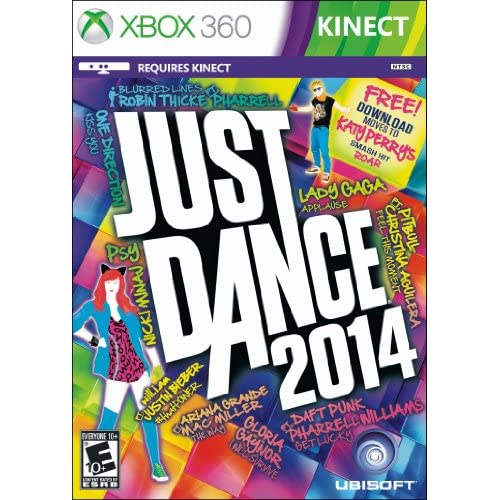 Just Dance 2014 For Xbox 360 Music